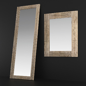Pare series mirrors from Kare