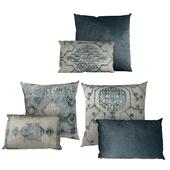 Cushions from Restoration Hardware
