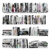 Books (150 pieces) 4 1-6-1