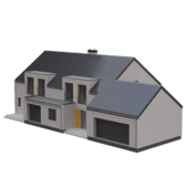 Double house