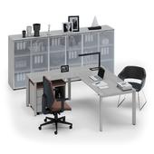 Office workspace LAS OXI (v1)