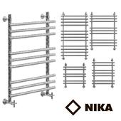 Heated towel rail of Nick LB1_Ajur