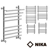 Heated towel rail of Nick LB3_Ajur
