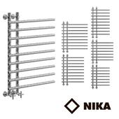 Heated towel rail of Nick LB4_Ajur