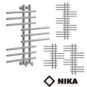 Heated towel rail of Nick LB5_Ajur