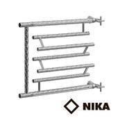 Heated towel rail of Nick PM_3_Ajur