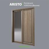 OM Sliding doors ARISTO, VERONA, Ver.2, Ver.1