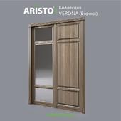 OM Sliding doors ARISTO, VERONA, Ver.5, Ver.4