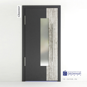 OM Aluminum door Grazzio - Veneto