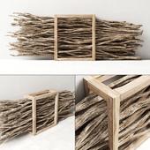 Firewood branch