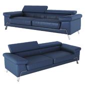 Zilli Furniture - Rocio Italian Sofa