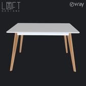 Стол LoftDesigne 6351 model
