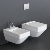 Duravit Vero Air Wall-hung WC