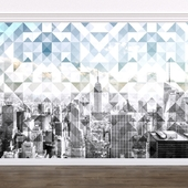 WALLSTREET / wallpapers / Geometry 17671 New York