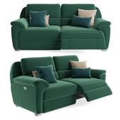Reid Apsley 2 Seater Recliner Sofa