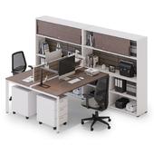 Office workspace LAS OXI (v2)