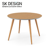 OM Dining Table Ronda Round