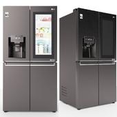 Refrigerator LG GR-X24FTKSB