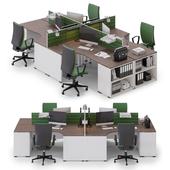 Office workspace LAS OXI (v3)