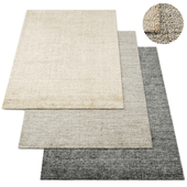 Paolo Handwoven Wool Rug RH Collection