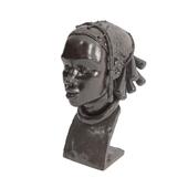 Sculpture, African Bust