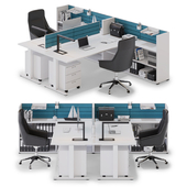 Office workspace LAS OXI (v5)