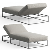 Ile Club Daybed by Living Divani