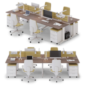 Office workspace LAS OXI (v6)
