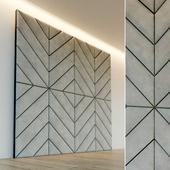 LT Декоративная стена. Мягкая панель. 59