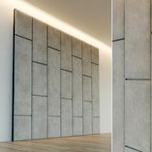 Декоративная стена. Мягкая панель. 61