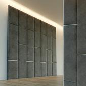Декоративная стена. Мягкая панель. 62