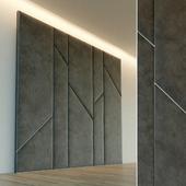 Декоративная стена. Мягкая панель. 63