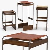 Skram Furniture - Piedmont No2 stool