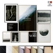 "Poster Set ""Escape The Ordinary"""