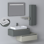 Baco Bathroom Furniture Set