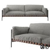 Etiquette Sofa by De Padova