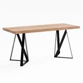 Table handmade