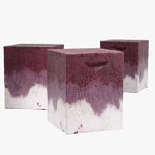 Ebern designs kent cubo garden stool
