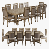A.R.T. furniture dining set_001