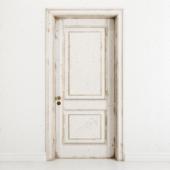 Old classic door_003