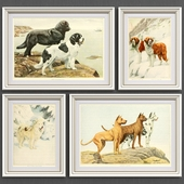 Set of Dogs No.2