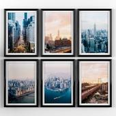Постеры: Нью-Йорк