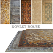 Carpets DOVLET HOUSE 5 pieces (part 400)