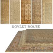 Carpets DOVLET HOUSE 5 pieces (part 401)