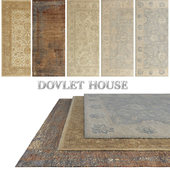 Carpets DOVLET HOUSE 5 pieces (part 402)