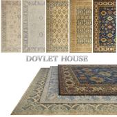 Carpets DOVLET HOUSE 5 pieces (part 403)