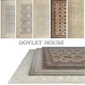 Carpets DOVLET HOUSE 5 pieces (part 404)