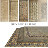 Carpets DOVLET HOUSE 5 pieces (part 405)