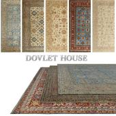 Carpets DOVLET HOUSE 5 pieces (part 406)