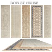 Carpet track DOVLET HOUSE 5 pieces (part 7)